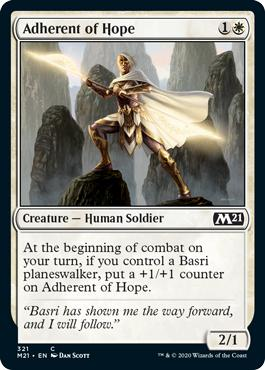 Adherent of Hope - Core Set 2021