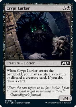 Crypt Lurker - Core Set 2021