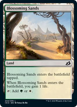 Blossoming Sands - Ikoria: Lair of Behemoths